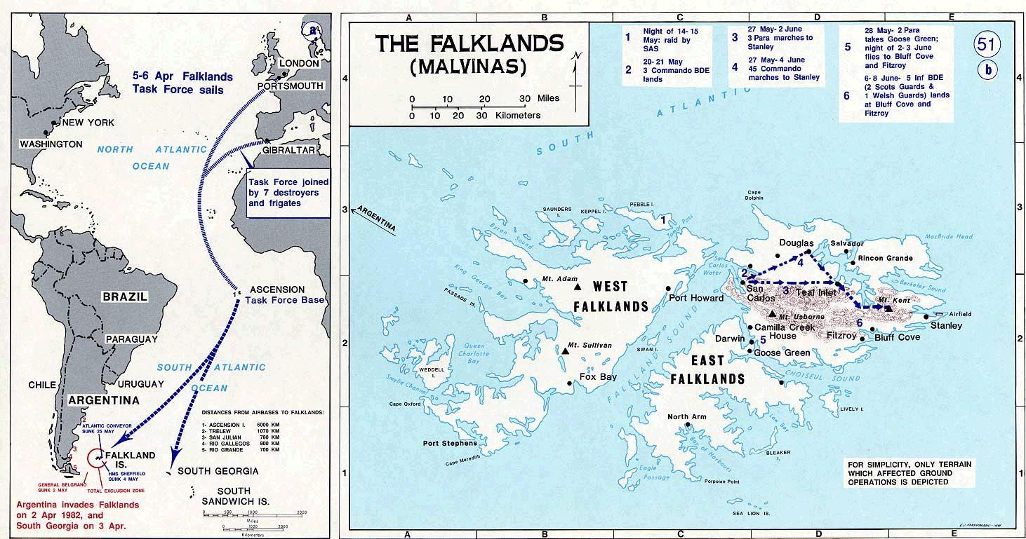 Obr. 4: Mapa oblasti válečného konfliktu. Zdroj: http://www.valka.cz/clanek_1146.html