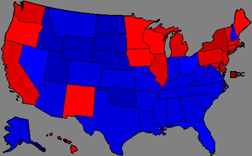 Americké prezidentské volby 2000